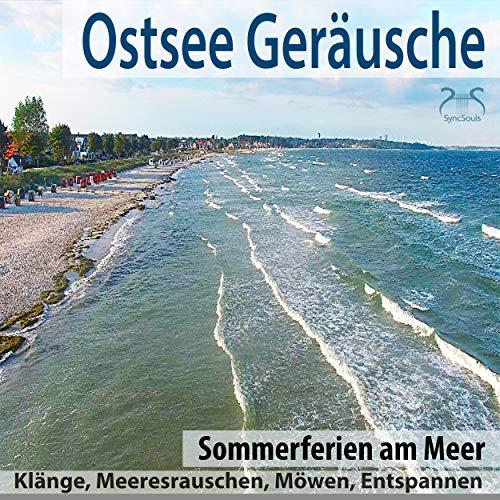 Im Strandkorb: Entspannen in der Sonne mit Geräuschen vom Meer, entspannten Leuten