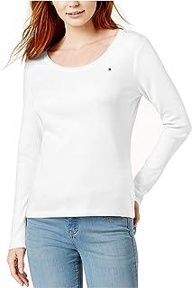 816d560c Amazon.com: tommy hilfiger - Tops & Tees / Women: Clothing, Shoes ...