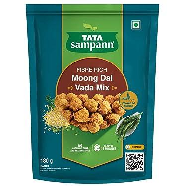 Tata Sampann Fibre Rich Moong Dal Vada Mix 180g