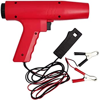 Pistola stroboscopica 12 V Pistola daccensione Strumento di regolazione Luce Induttiva di Sincronizzazione Xenon per Auto