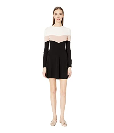 RED VALENTINO Dress RR3KDA06QYX (Black/Nude) Women