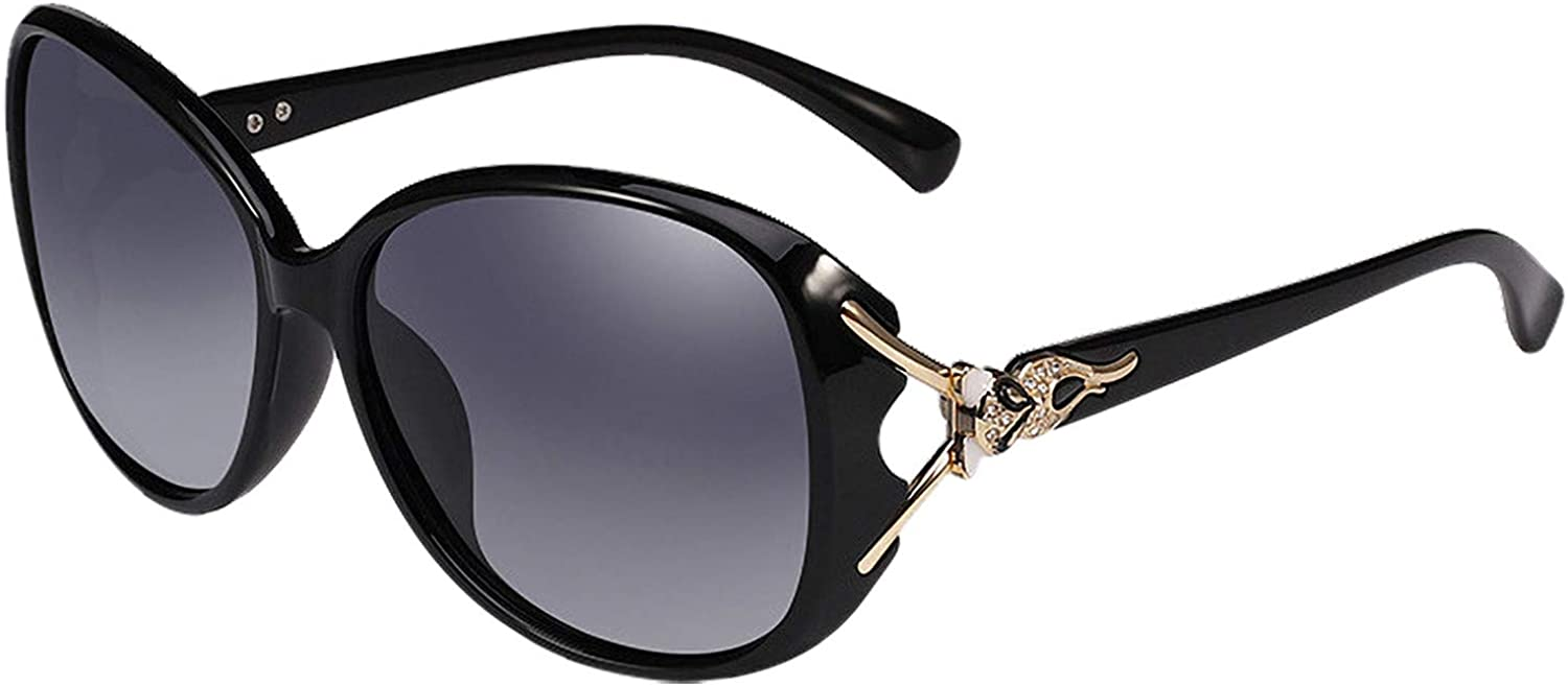 Today's only Women Trendy Polarized Rimless Sunglasses Style Classic Austin Mall Glasses