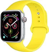Best apple watch sport band 42mm yellow Reviews