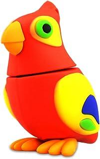 818 Shop No11400020016 USB Sticks (16 GB) Paradiesvogel Papagei