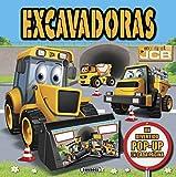 Excavadoras (Libro pop-up)