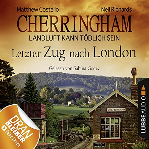 Letzter Zug nach London cover art