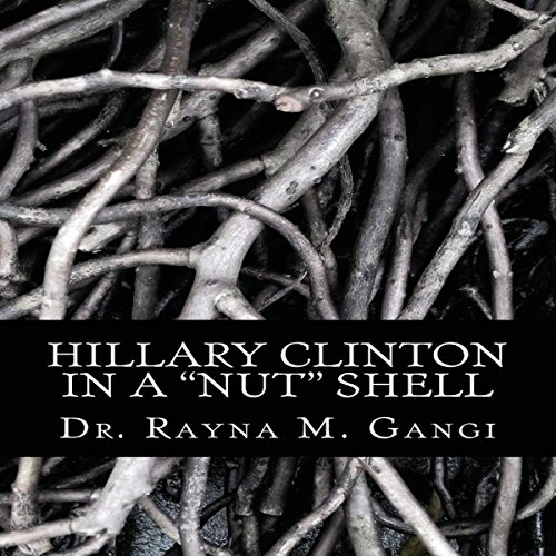 Hillary Clinton in a Nut Shell cover art