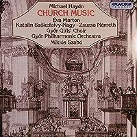 M Haydn: Church Music
