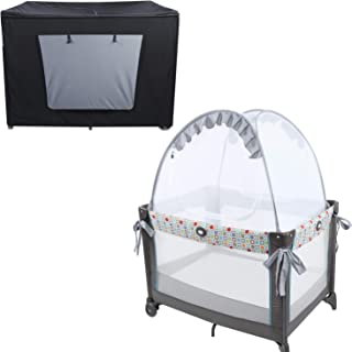 Minnebaby Darkening Cover and Playard Tent for Pack N Play