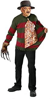 Freddy Krueger Chest of Souls Costume - X-Large - Chest Size 44-46
