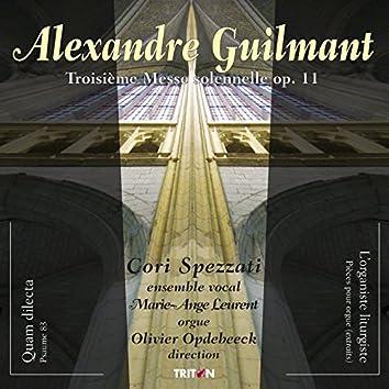 Alexandre Guilmant: Troisième Messe solennelle