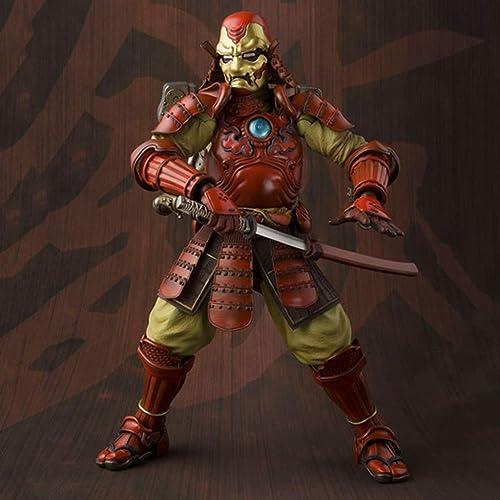mas barato Anime Personaje De Juego De Dibujos Animados Iron Man Modelo Modelo Modelo Estatua Alto 17 Cm Adorno De Juguete CQOZ  ¡no ser extrañado!