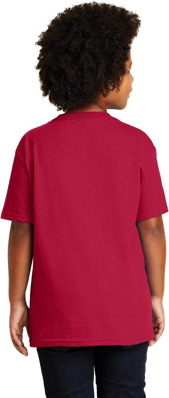 Cotton T-Shirt (G200B) Cherry Red, XS (Pack of 12)