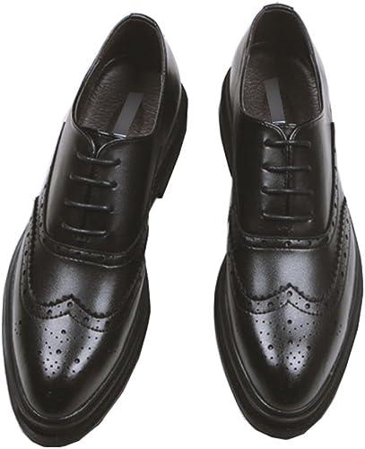DHFUD Chaussures Pour Hommes Summer British Décontracté chaussures Chaussures