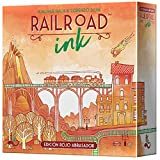 Railroad Ink: Edición rojo