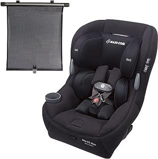 Maxi-Cosi USA Pria 85 Max Convertible Car Seat - Night Black with BONUS Retractable Window Shade