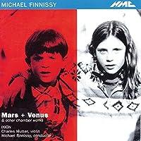 Mars & Venus by MICHAEL FINNISSY (2000-01-13)