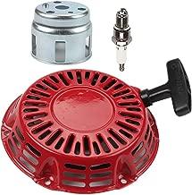 Coolwind Recoil Starter + Spark Plug for Honda GX120 GX160 GX200 Pull Starter fit Honda 5.5HP 6.5HP Generator Parts