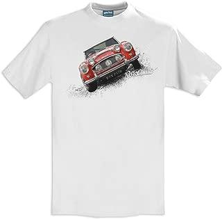 RetroClassic 1964 Works Austin Healey 3000 Classic Sports Car Mens T-shirt