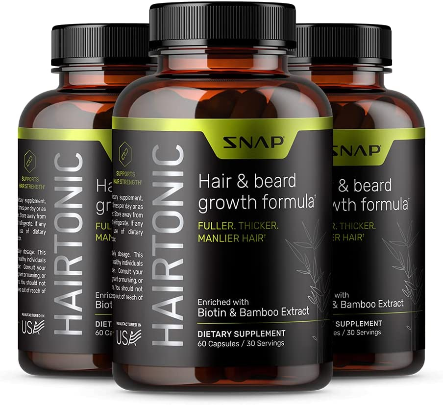 Hair Growth Supplement for Men NEW before selling ☆ Online limited product Stop Loss Grow - Reg
