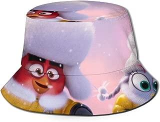 LeoBird Birds in The Snow Bucket Cap Women's Sun Hat for Travel