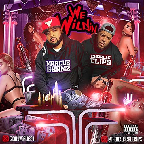 Marcus Gramz G.o.l.d. feat. Charlie Clips