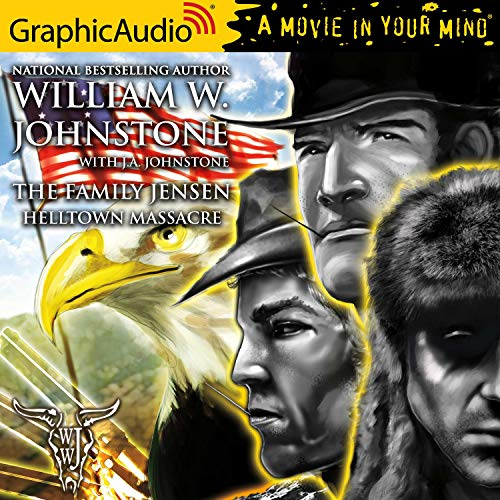 Helltown Massacre [Dramatized Adaptation] cover art