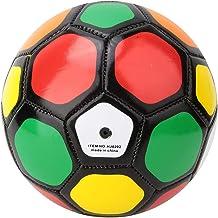 Trainingsvoetbal, kindersportballen speelgoed-softbal met een diameter van 13 cm, maat 2, binnen- en buitenbal geschikt vo...