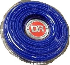 DR Walk Behind 2 Wheel Trimmer Mower 175 mil Braided Blue Line Cord Twine 196601