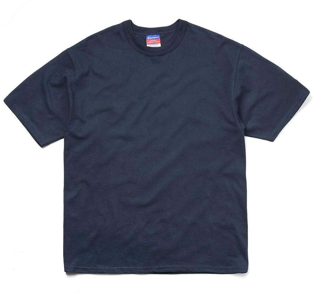 爆風要件無駄Champion チャンピオン T2102 7oz HERITAGE JERSEY Tシャツ【A-T2102】(XL NAVY)
