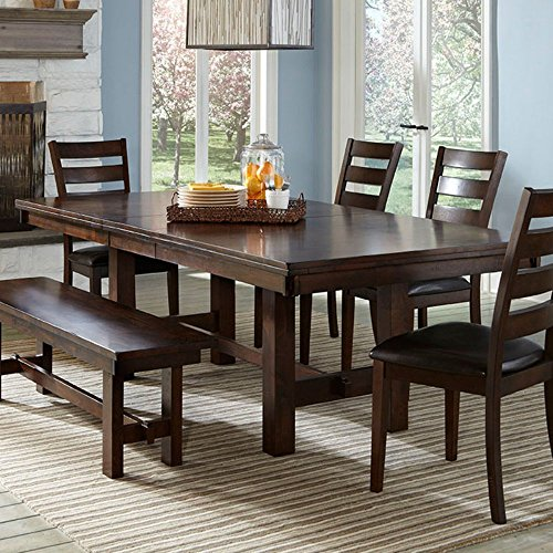 Intercon Kona Trestle Dining Table