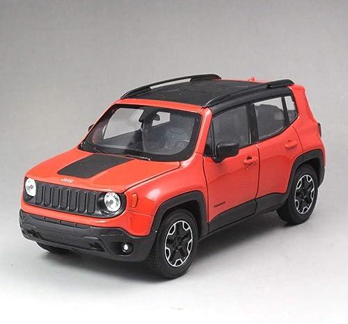 Seleccione de las marcas más nuevas como YaPin YaPin YaPin Model Car 1 24 Jeep Freeman SUV Jeep Off-Road Aleación de Coche de Coche Modelo de Coche Modelo de Coche de Regaño de Juguete de los Niños ( Color   rojo )  Tienda 2018
