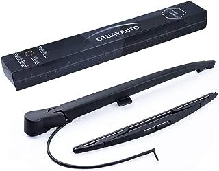 OTUAYAUTO 15277756 Rear Wiper Arm Blade Set - For Chevrolet Tahoe Suburban, Cadillac Escalade, GMC Yukon 2007-2013