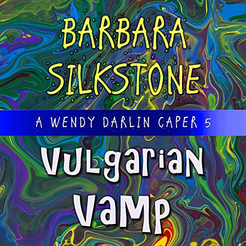 Vulgarian Vamp audiobook cover art