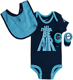 Nike Michael Jordan Infant Layette 3 Pcs Sets