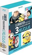 MI VILLANO FAVORITO: La Trilogía (Despicable Me: The Trilogy) All three movies in BLU-RAY! (English, Spanish & Portuguese Audio & Subtitles) IMPORT