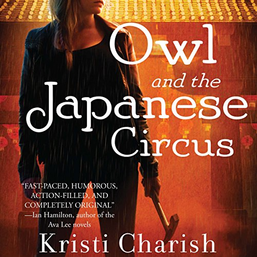 Owl and the Japanese Circus cover art
