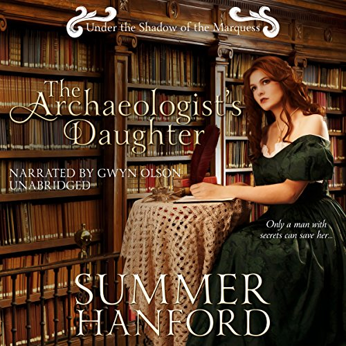 The Archaeologist's Daughter cover art