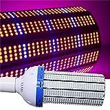 60W LED Corn Plant Light E39 Spettro completo Led Cob Chip Illuminazione a 360 gradi Crescita delle piante Lampada di fioritura Corn Bulb Growing Blooming Fruiting Plant light,60W