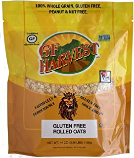 GF Harvest PureOats Gluten Free Rolled Oats, 41 Ounce