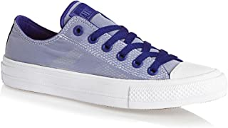 Chuck Taylor All Star Ii Low Womens Sneakers Blue