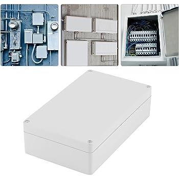 Caja de Conexiones, Caja estanca IP65, Caja de Proyecto Plástico ABS (200 * 120 * 56mm): Amazon.es: Bricolaje y herramientas