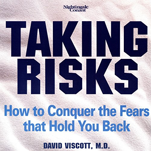 Taking Risks audiobook cover art