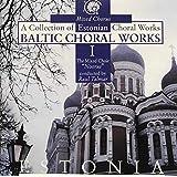 バルト三国の合唱音楽選集 Vol.1 エストニア合唱曲集(1)混声