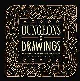 DUNGEONS & DRAWINGS ILLUS COMPENDIUM OF CREATURES HC