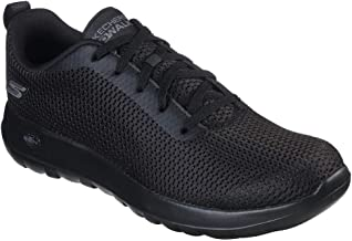 Skechers Performance Men's Go Walk Max-54601 Sneaker,black,9 Extra Wide US