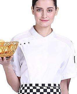 Homyl V/êtements de Cuisine Uniforme de Chef pour Hommes Femmes M-3XL