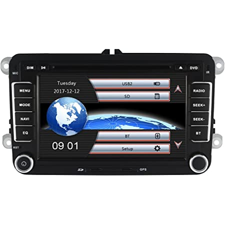 Car Radio And Navigation System Elektronik