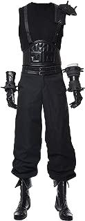 Mesodyn Adult Final Fantasy VII Remake Cloud Strife Costume Halloween Cosplay Suit