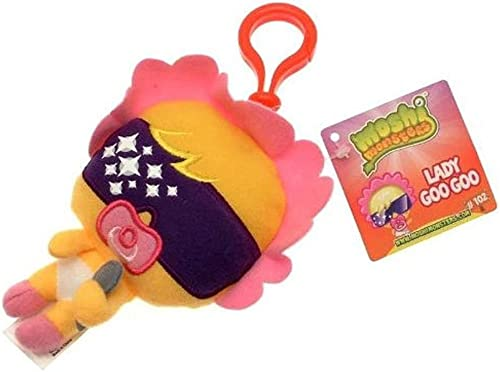 Moshi Monsters Backpack Buddy serie 2 - LADY GOO GOO